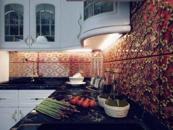 2 kitchen tiles design