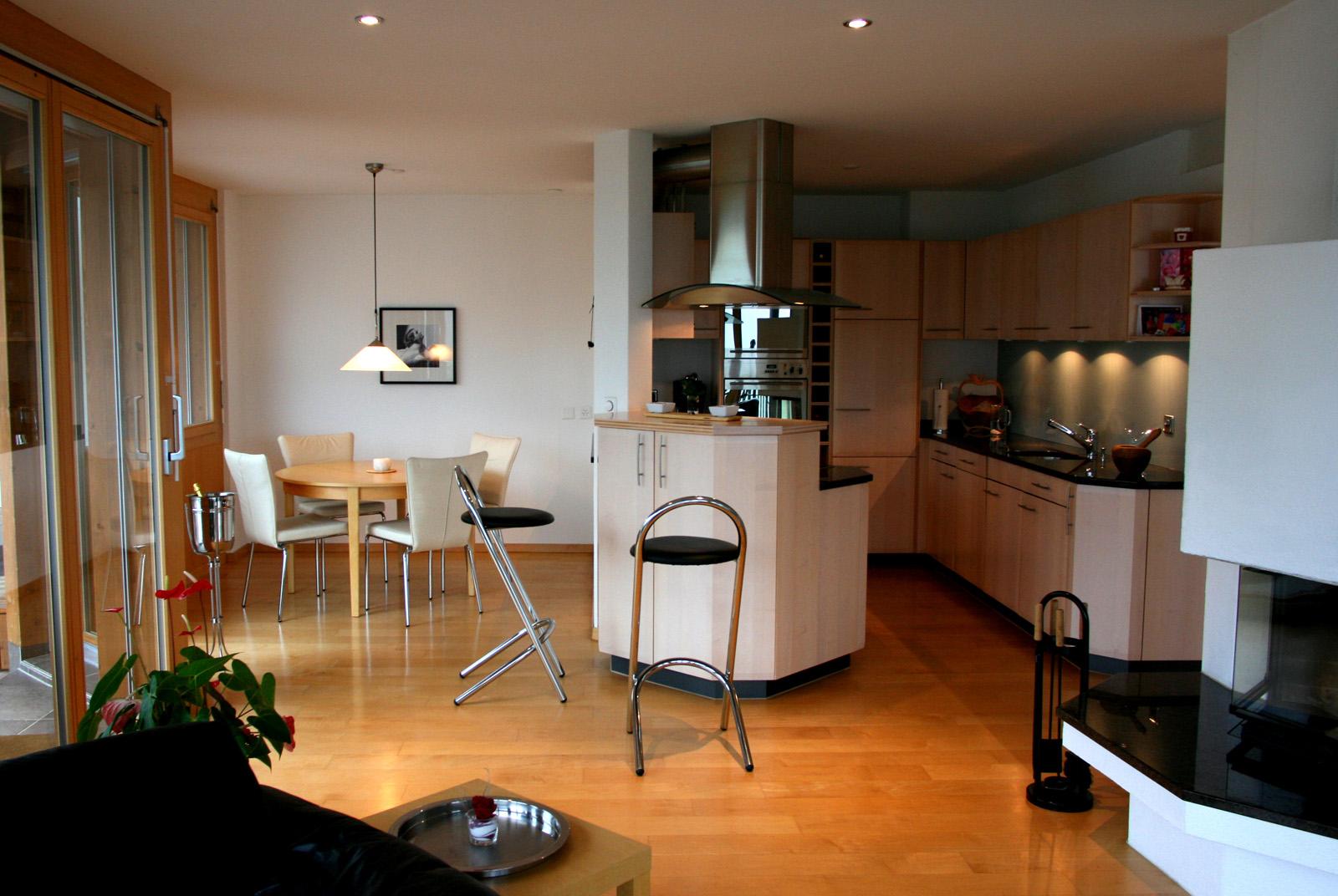 Alphaven KITCHEN Apartment A