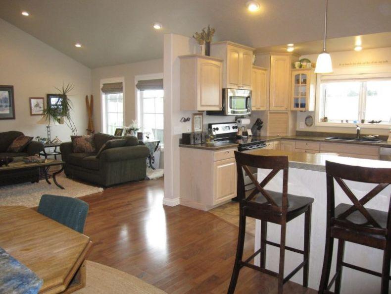 Open Concept Kitchen Living Room Ideas