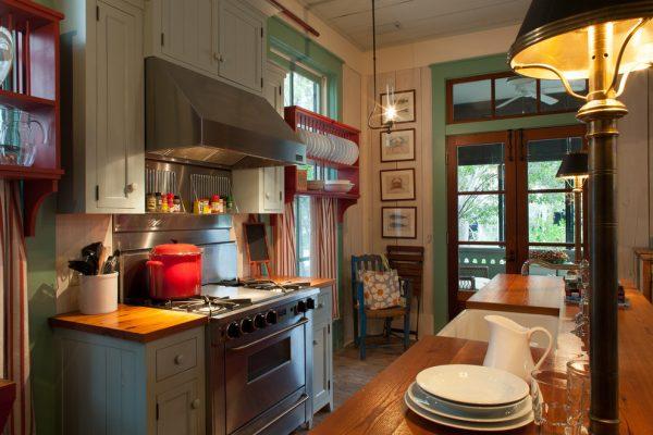 beach style kitchen 21