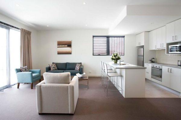 kitchen living room combo design 1