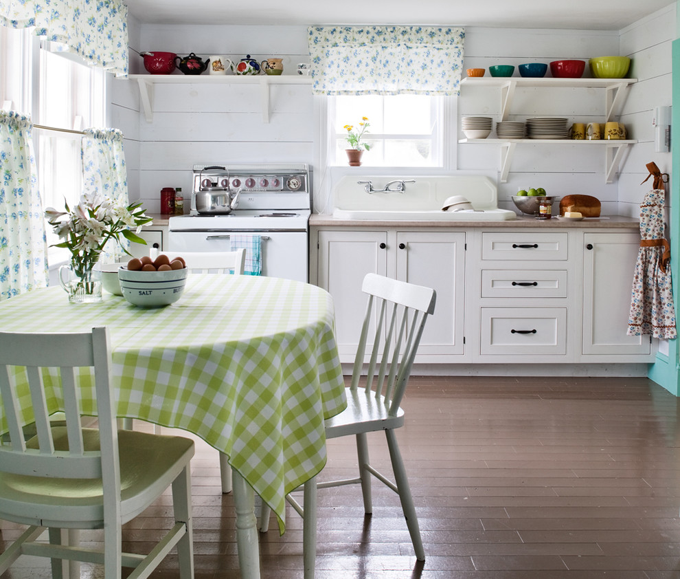 traditional kitchen 119