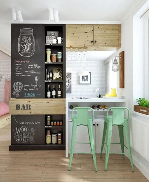 Маленькая кухня: недостаток или скрытые возможности для дизайнера? Фото удачных решений