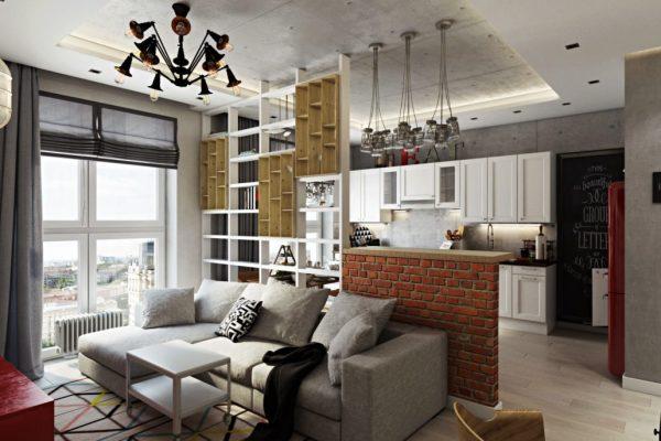 kvartira studiya dizayn