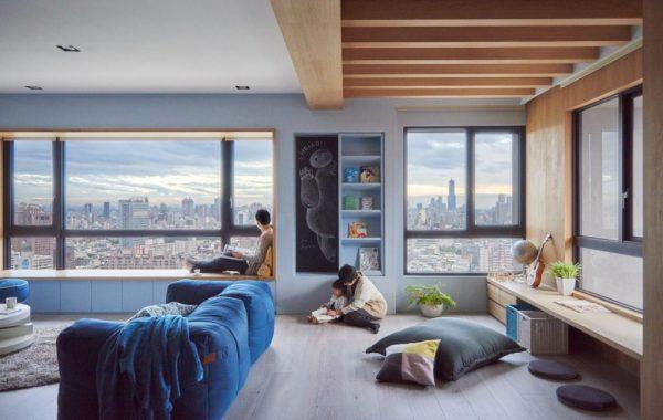 Как организовать пространство в трехкомнатной квартире: советы дизайнеров, фото интерьеров