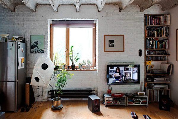 interier v stile loft21