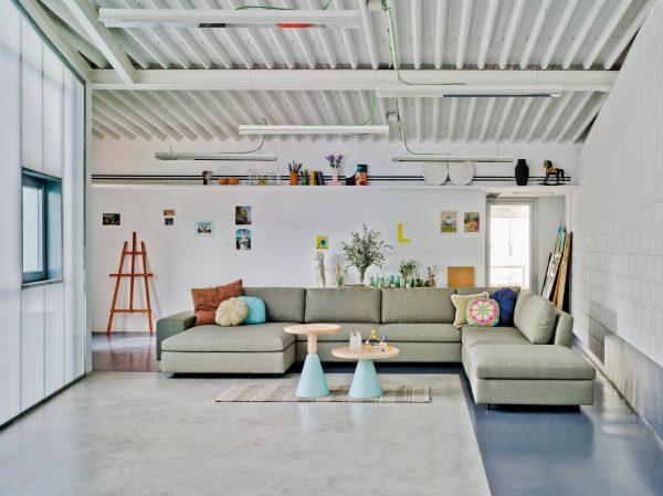 interier v stile loft22