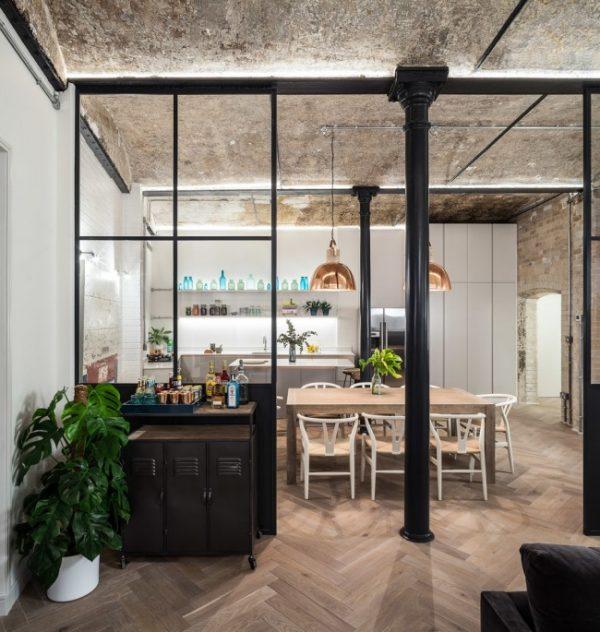 interier v stile loft24