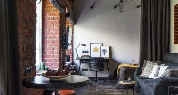 interier v stile loft6
