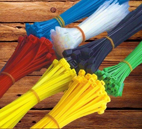 Нестандартные, но очень крутые идеи использования пластиковых стяжек