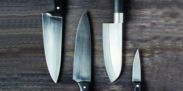 Тупые ножи? Мы научим вас, как заточить нож до бритвенной остроты