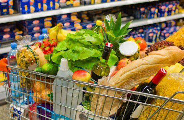pokupki v supermarkete