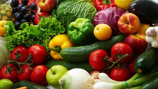 vegetarianstvo fruktyi i ovoshhi