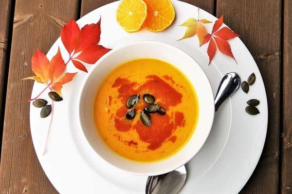 Каким должен быть идеальный суп из тыквы