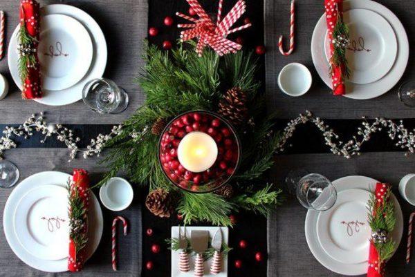 ukrashenie novogodnego stola8 1