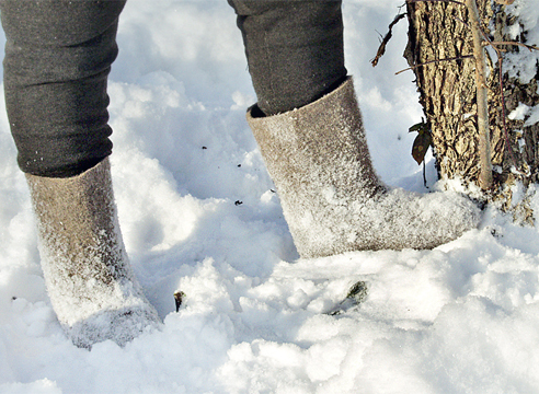 utaptivaty sneg