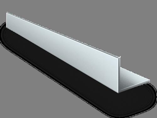Основные виды алюминиевого уголка