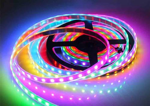Стильные светодиодные ленты для освещения