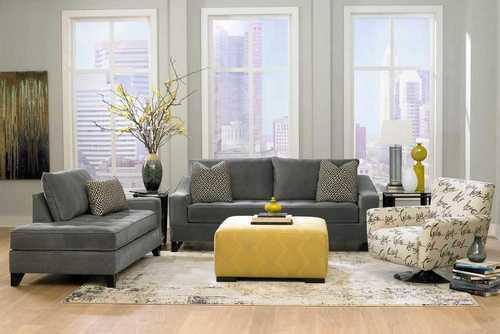 Особенности мягкой мебели для оформления интерьера