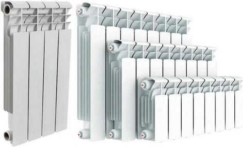 Какие характеристики алюминиевых батарей учитывать при выборе
