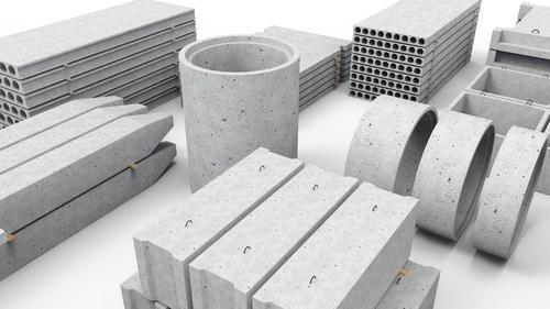 Преимущества ЖБИ изделий в строительстве