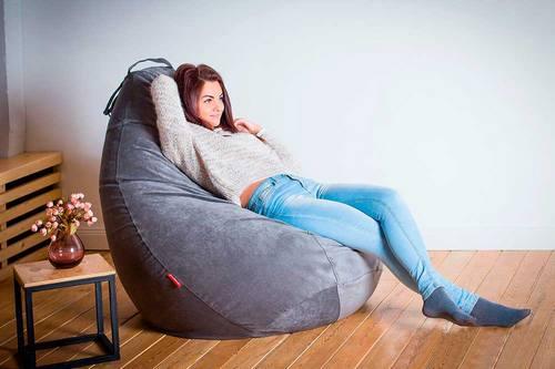 Комфортное кресло-мешок и специфика универсальной кон-струкции